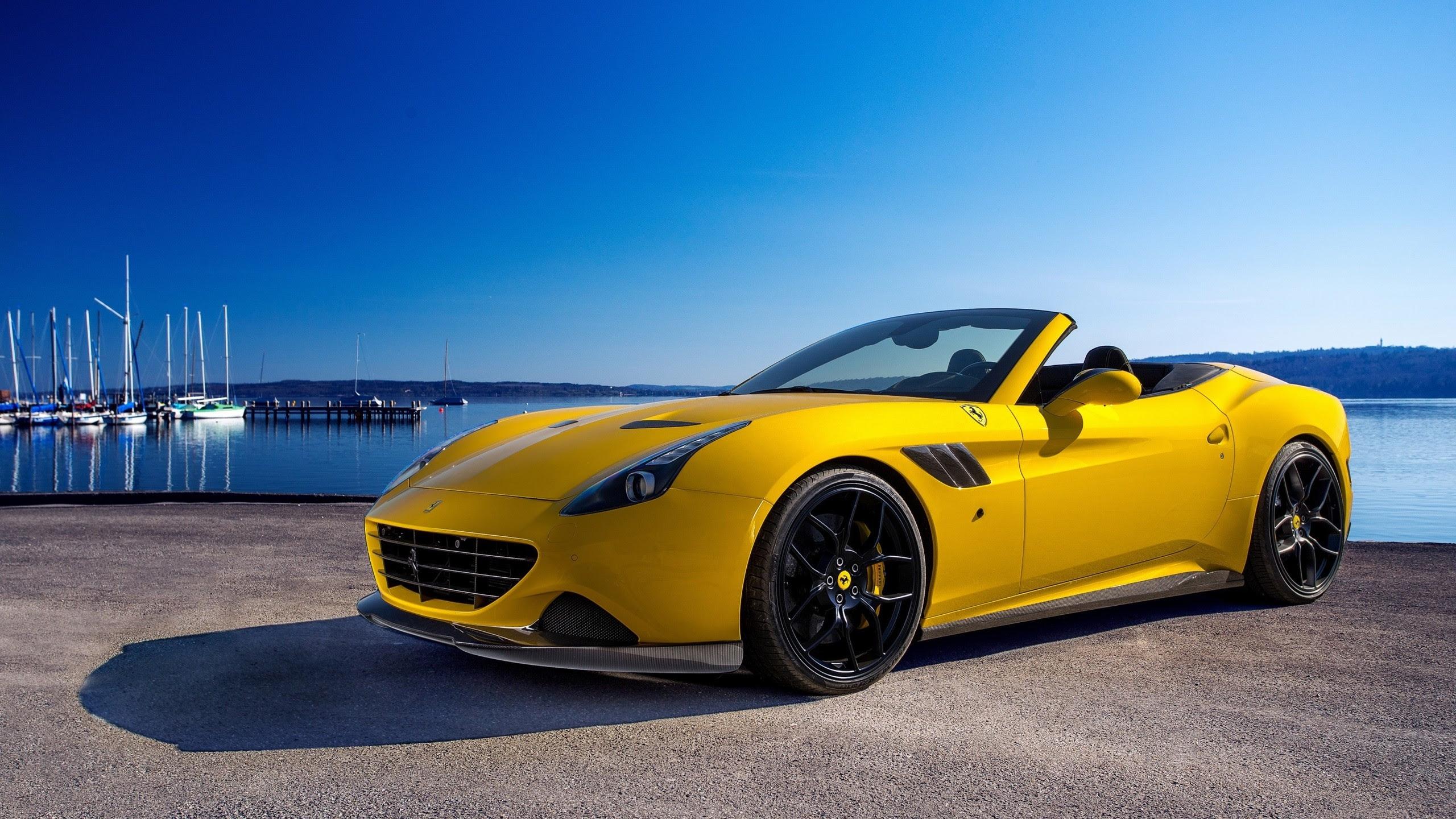 2016 Ferrari California T Vs 2009 California: What is new?
