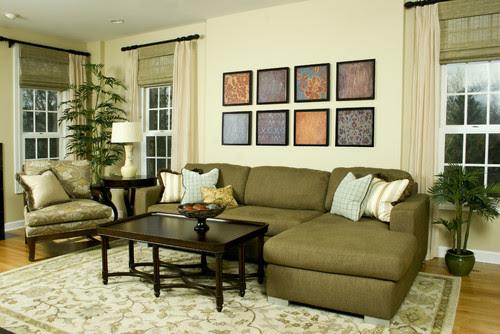 Lovely Living Room contemporary living room