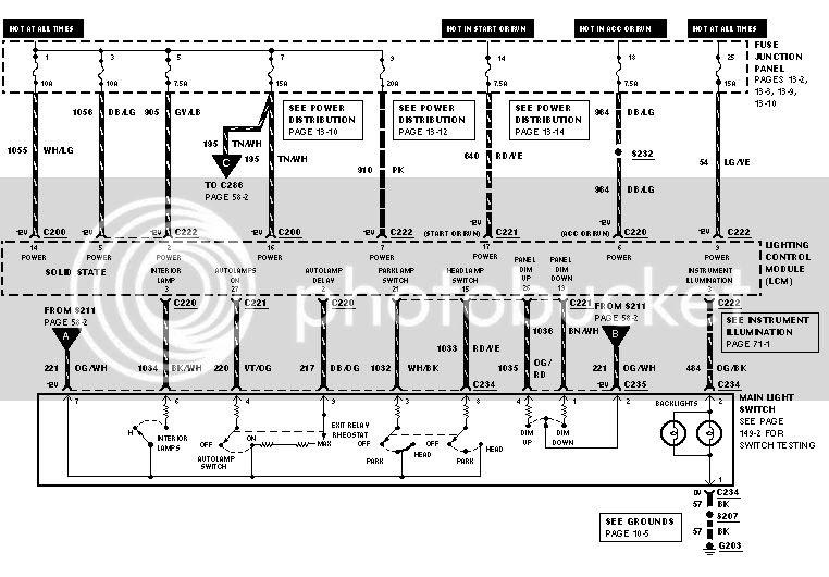 33 Crown Vic Radio Wiring Diagram - Wiring Diagram Database