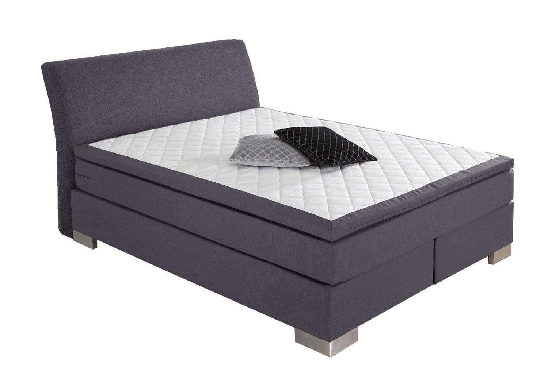 boxspringbett 1 40. Black Bedroom Furniture Sets. Home Design Ideas