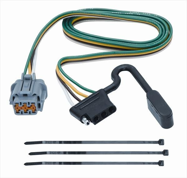 Wesbar107797universal Trailer Wire Harness