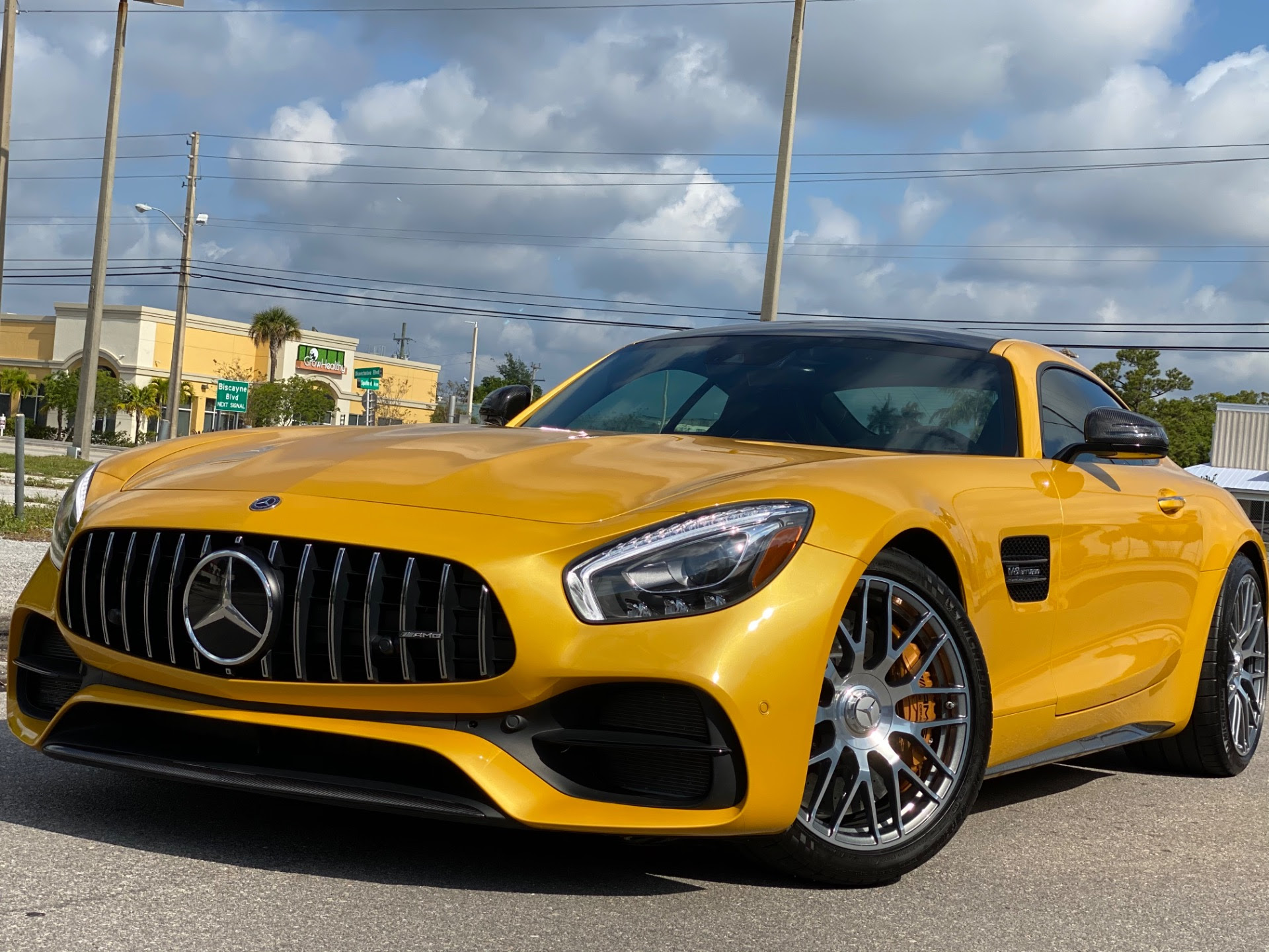Used 2018 Mercedes-Benz AMG GT C For Sale ($109,900 ...