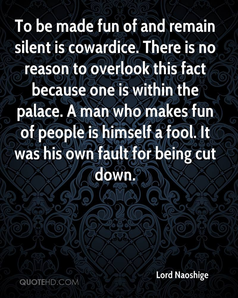 Lord Naoshige Quotes Quotehd