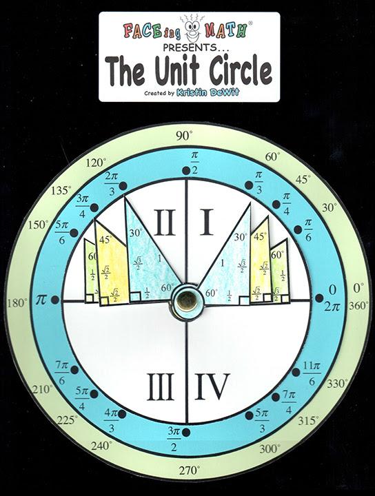Unit Circle Kit – FACEing Math