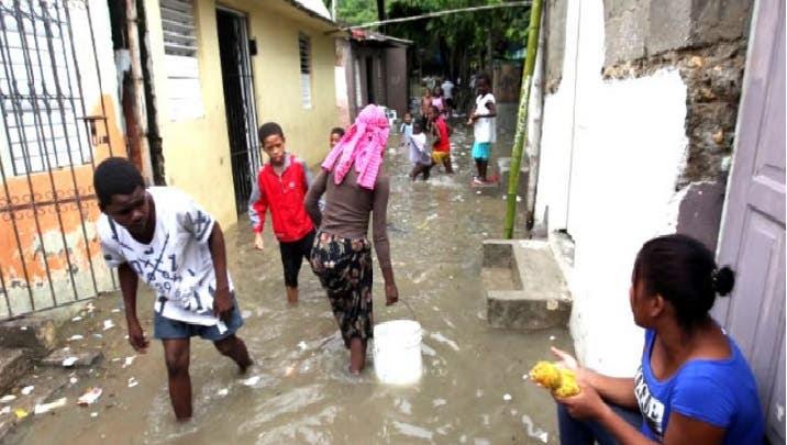 Las lluvias han provocado inundaciones en varias provincias del país/Foto: Fuente externa.