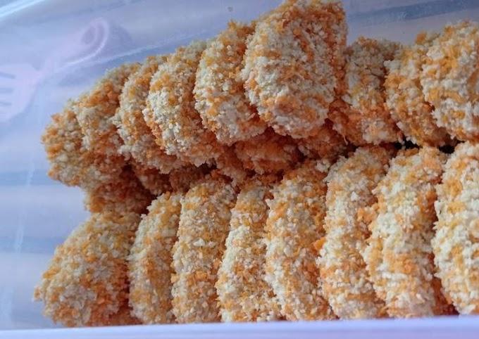 Resep Membuat Nugget Tahu Ayam Bikin Nagih