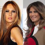 L'évolution beauté de Melania Trump