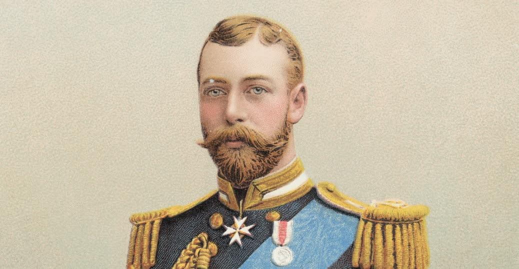 Risultati immagini per king george V