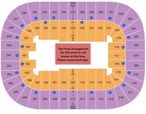 Greensboro Coliseum Tickets in Greensboro North Carolina ...