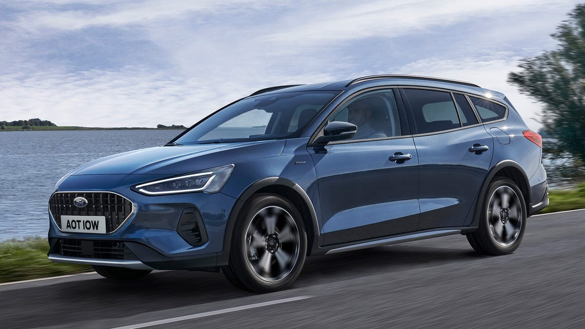 The 2022 Focus Reminds Us Of The Good Small Fords We Can't Have