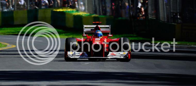 Fernando Alonso GP de Australia 2012