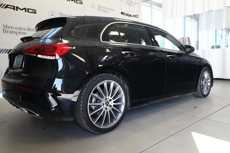 New 2020 Mercedes-Benz A-Class A250 4MATIC Hatch 5-Door Hatchback in Brampton #20MB225 ...