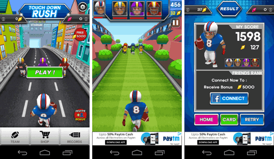 download game NFL FootBall Terbaik Android