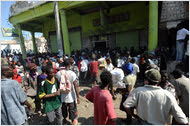 Haiti Quake Day 9: Severe Aftershock