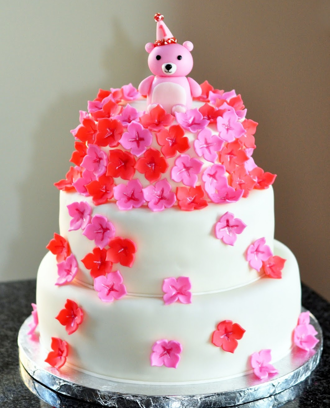 Wondrous Images Of Flower Birthday Cakes Top Collection Of Different Funny Birthday Cards Online Hetedamsfinfo