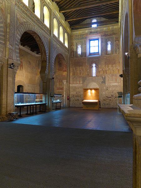 File:Iglesia de San Román (Toledo). Nave central.jpg