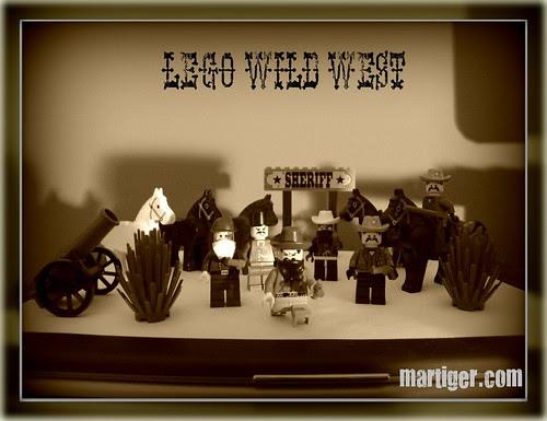 Lego Wild West * Western N