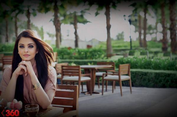Aishwarya Rai Latest Photo Shoot  The Park