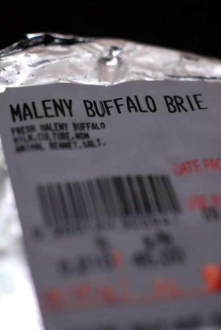 maleny buffalo brie© by Haalo
