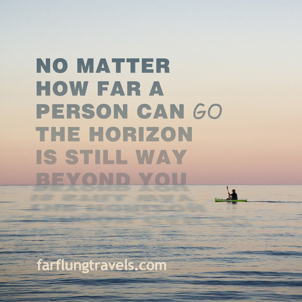 Quotes About Looking Beyond The Horizon 16 Quotes