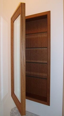 How To Build Wood Medicine Cabinet | Easy-To-Follow How To ...