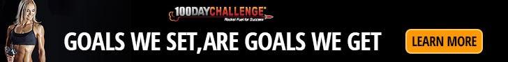 Goals We Get - 100 Day Challenge