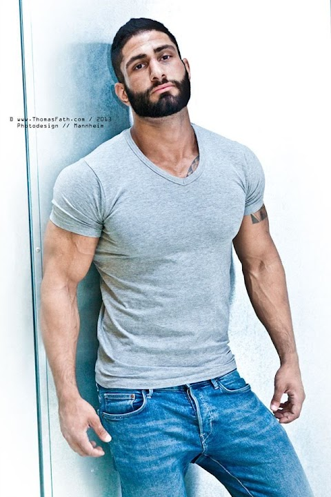 Hot Middle Eastern Man Pics (@Tumblr) | Top 12 Hottest