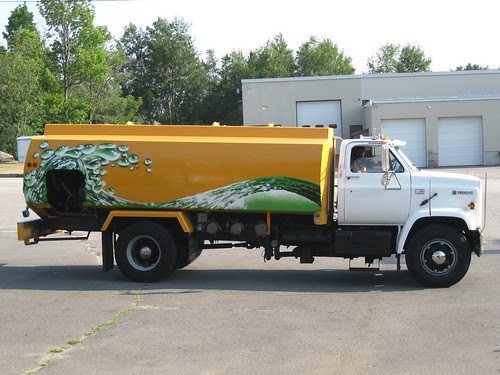 http://www.mikerichdesign.com/  Maine Standard Biofuels by Muy Rico