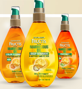 Garnier Marvelous Oil