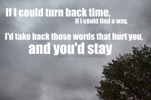 Quotes About Back In Time 652 Quotes