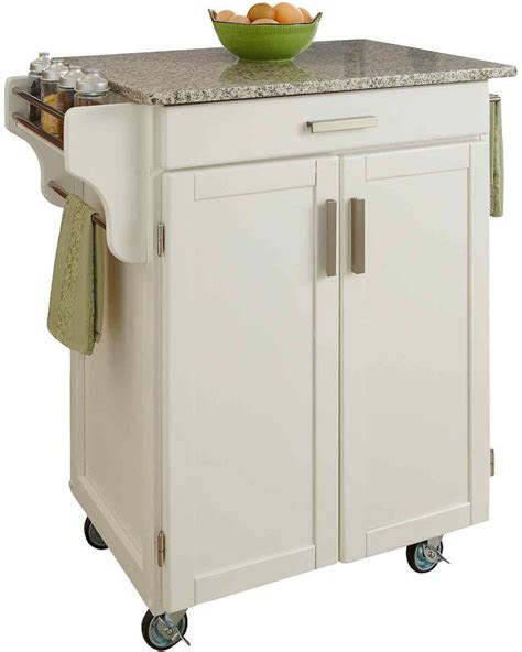 jcpenney home styles create   small rolling kitchen