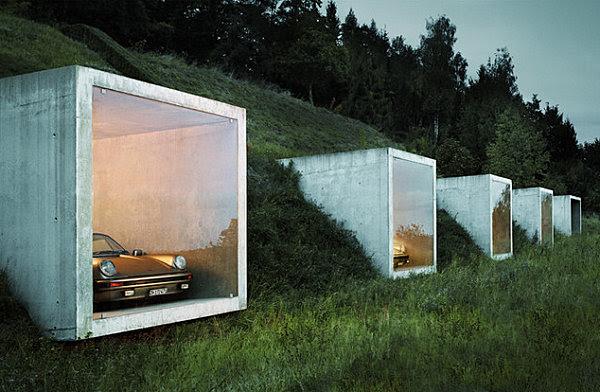 Unforgettable Underground Homes