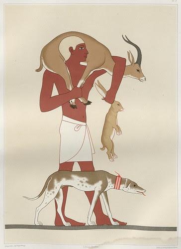 Histoire de l'art égyptien by Prisse D'Avennes, 1878 l