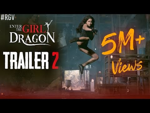 Enter The Girl Dragon Trailer 2