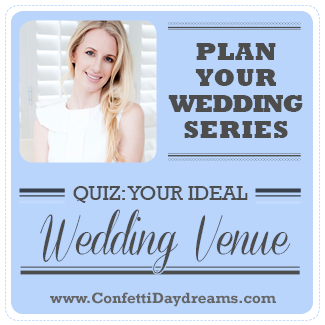 how to become a wedding planner quiz