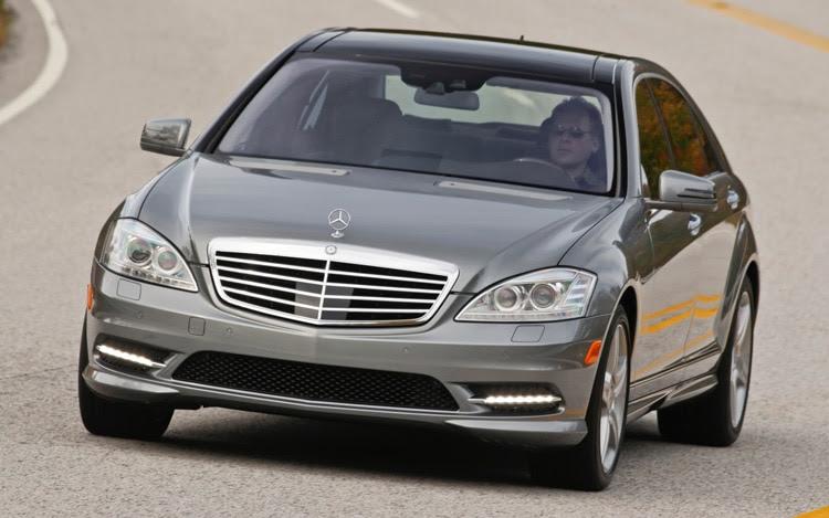 2011 Mercedes-Benz S550 4matic - Automobile Magazine