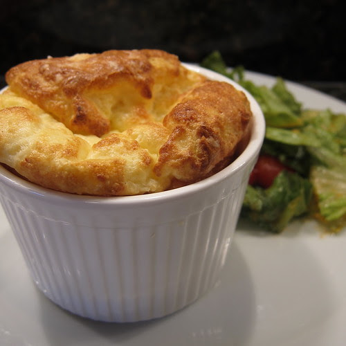 My First Cheese Soufflé