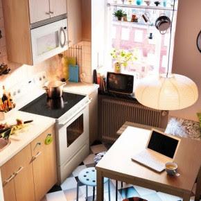 IKEA Small Space Ideas