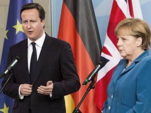 «Βάζει πάγο» η Βρετανία στην Ευρωπαϊκή Ένωση…