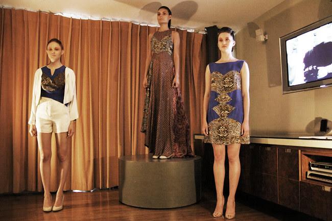 New York Fashion Week, Christine Alcalay