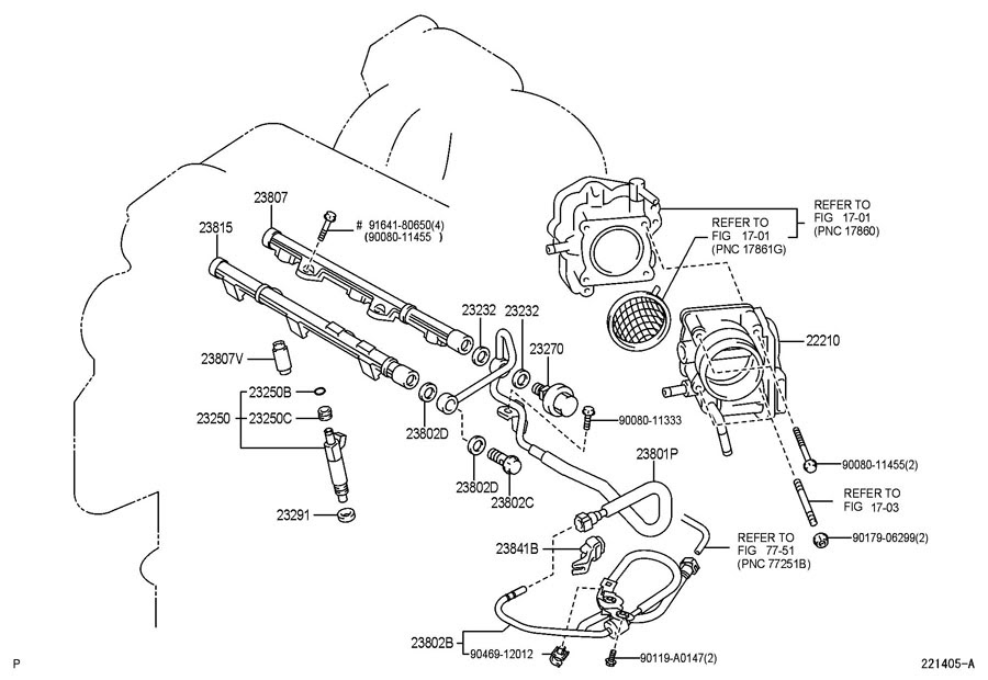 30 2004 Toyota Sienna Exhaust System Diagram