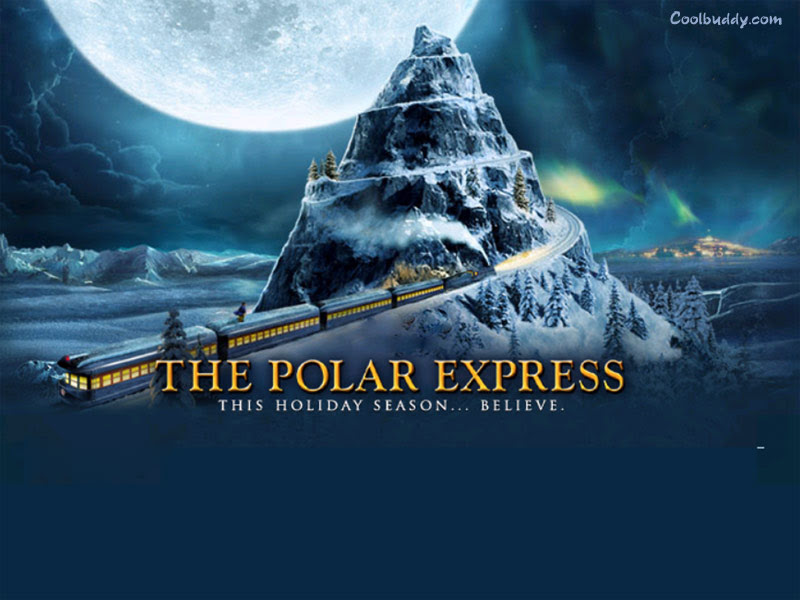 Polar Express Wallpaper New Wallpapers
