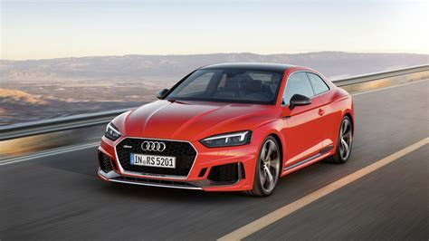 2017 Audi RS5 Coupe revealed   Photos (1 of 39)