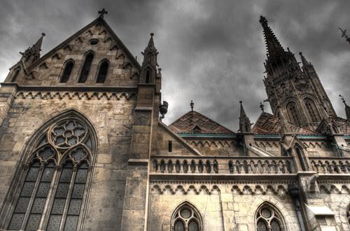Matias church. Budapest. Iglesia de Matías