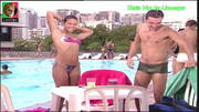 Thais Vaz sensual na serie Malhação