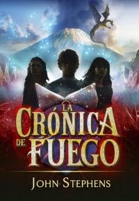 La crónica de fuego (El atlas esmeralda 2) (John Stephens)