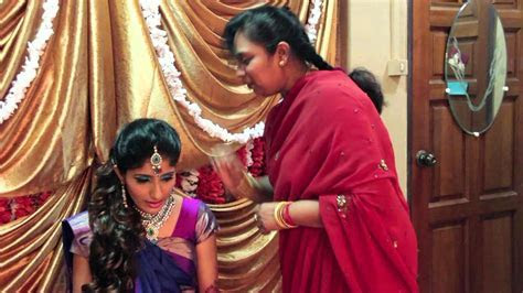 Neesha's Wedding Bangle Ceremony   YouTube