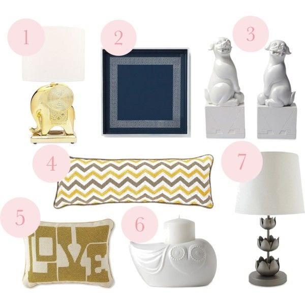 Blue 11 Interiors Happy Chic Wish List