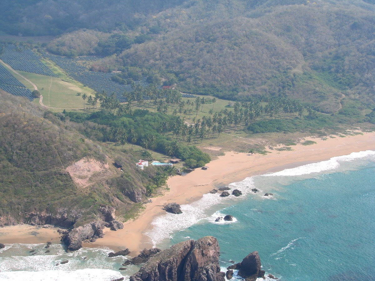 Playa El Tecuan, Jalisco, La huerta, mexico, santuario