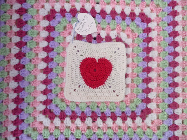 'One Heart From Around The World' Challenge. Thank you!